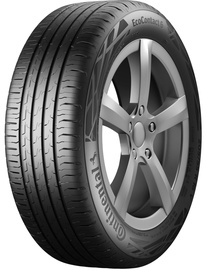 Vasaras riepa Continental EcoContact 6, 225/50 R17 98 Y A B 72