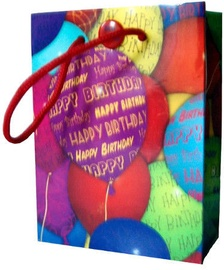 Eurocom Happy Birthday Musical Bag Small