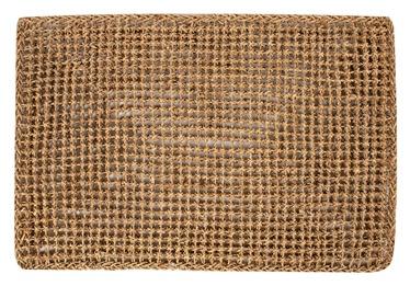Uksematt Home4you Nature, liivakarva pruun, 600x900 mm