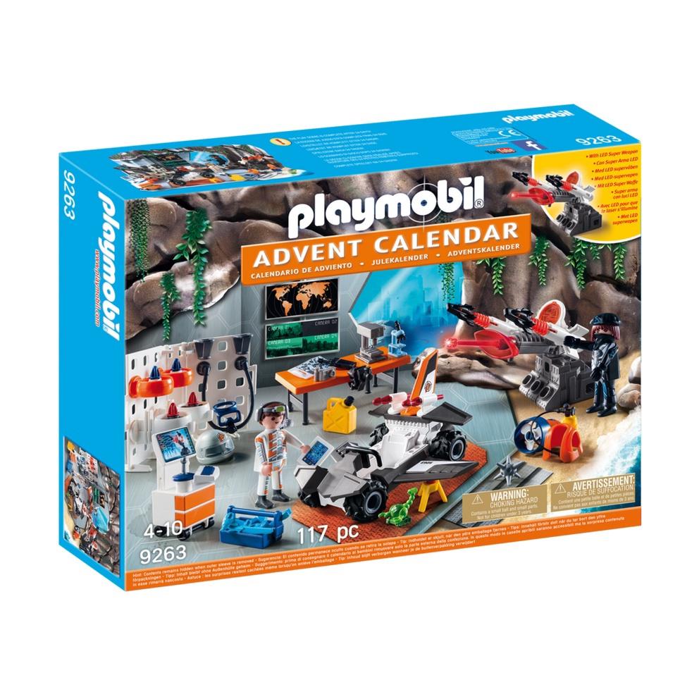 Lego Weihnachtskalender 2019.Konstruktorius Playmobil Advento Kalendorius 9263