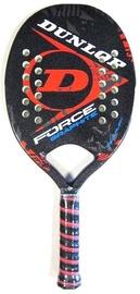 Tennisereket Dunlop, must/punane