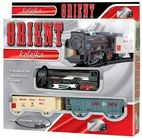 Dromader Train Orient With 2 Wagons 2926