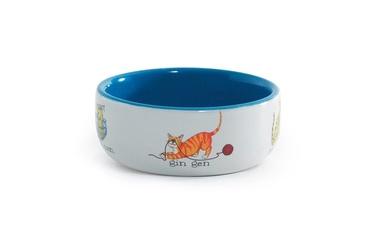 Dubenėlis katei Beeztees, porcelianinis, 0.325 l