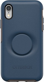 Otterbox Otter Back Case With PopSocket For Apple iPhone XR Blue