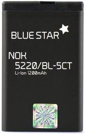 BlueStar Battery For Nokia C3-01/C5/C6-01 Li-Ion 1200mAh Analog