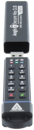 USB-накопитель Apricorn Aegis Secure Key, 240 GB