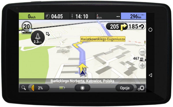 NavRoad Uni AutoMap EU & PL