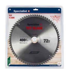 Griešanas disks Specialist+, 400 mm x 50 mm