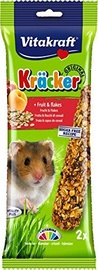 Vitakraft Kracker For Hamster Fruit 2pcs