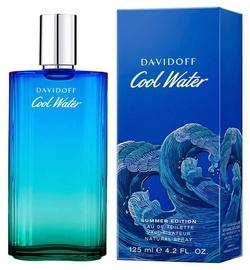 Davidoff Cool Water Man Summer Edition 125ml EDT