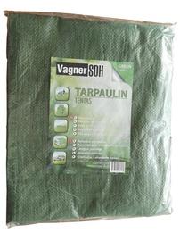 Tentas Vagner SDH, žalias, 3 x 5 m