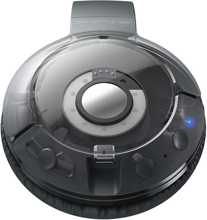 Belaidės ausinės TCL MTRO200BTBK Shadow Black