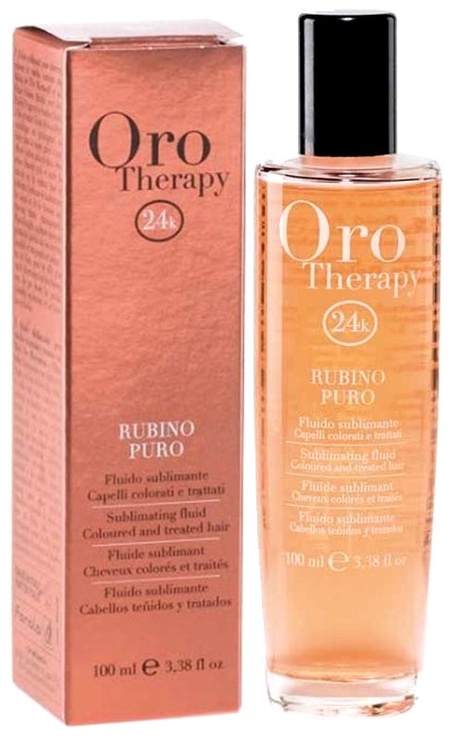 Fanola Oro Therapy Argan Oil For Colored Hair 100ml