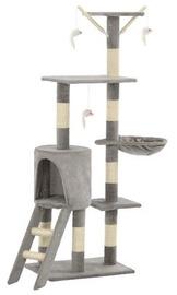 Когтеточка для кота VLX Cat Tree, 490x350x1380 мм