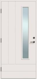 Lauko durys Viljandi Cecilia 1R, 2088 x 990 mm, kairinės
