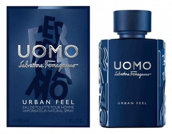Tualetes ūdens Salvatore Ferragamo Uomo Urban Feel 50ml EDT