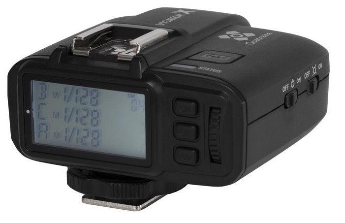 Quadralite Navigator X N transmitter- Nikon