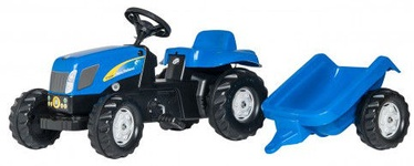 Rolly Toys Kid New Holland T7040 Blue 013074