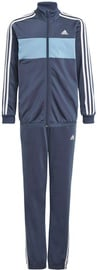 Adidas Essentials Tiberio Track Suit GU2757 Navy Blue 140cm