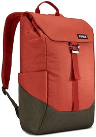 Thule Lithos Backpack 16L Rooibos/Forest Night