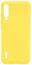 Evelatus Soft Silicone Back Case For Xiaomi Mi A3 Yellow