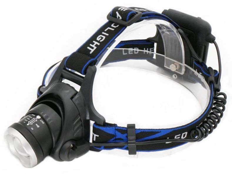 Esperanza LED Headlamp T6