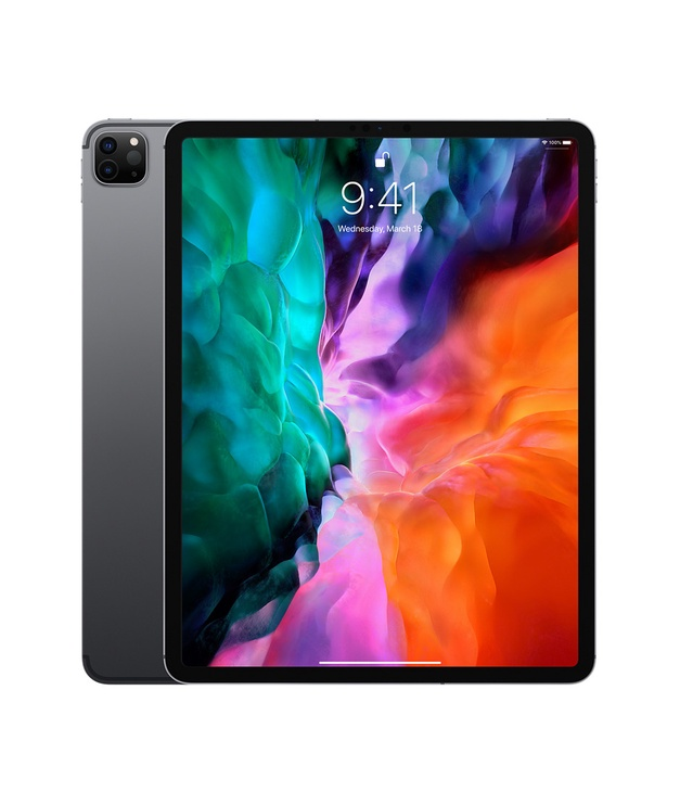 Planšetinis kompiuteris Ipad Pro WiFi 128GB space grey 2020