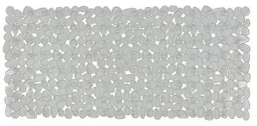 Spirella Non-slip Bath Insert Riverstone 75x36cm Transparent