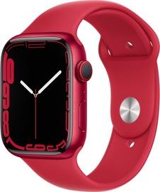 Nutikell Apple Watch Series 7 GPS + LTE 45mm Aluminum, punane