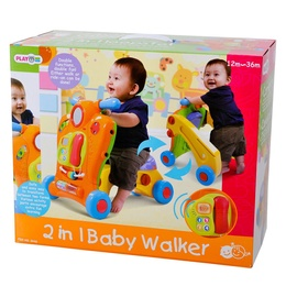 Playgo Playgo Infant And Toddler 2in1 Baby Walker