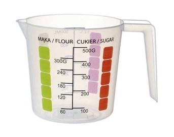 Мерная емкость Galicja Measuring Cup 0.5l