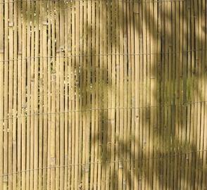 Priekškars no bambusu pusītēm 1,5x5m