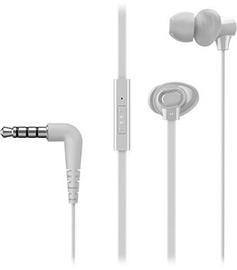 Panasonic RP-TCM130E In-Ear Earphones White