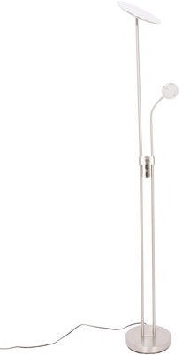 Brilliant Venja HK17958S13 Floor Lamp with Remote 21W LED RGB