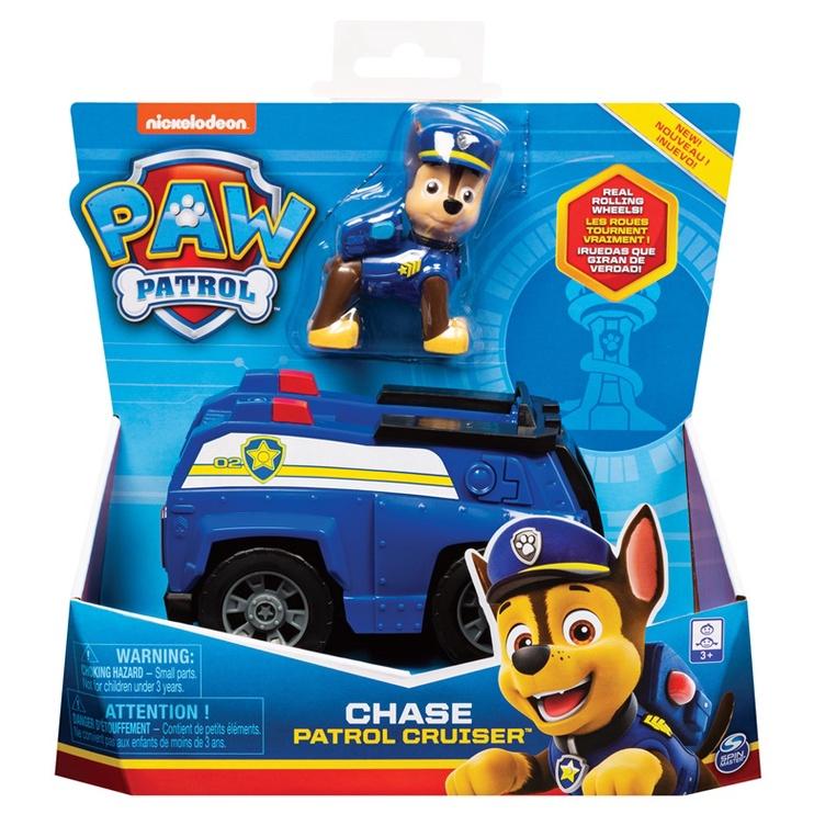 Rotaļlieta automobilis ar fig.paw patrol