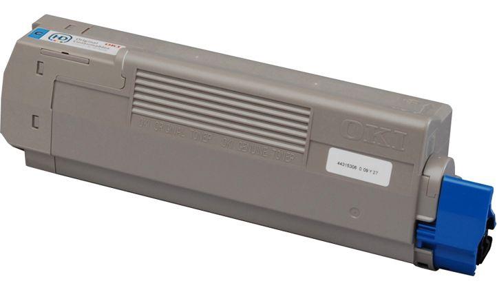 Lazerinio spausdintuvo kasetė Oki 44315307 Cyan