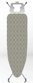 Чехол для гладильной доски Domoletti Ironing Board DC42F3M 120x38cm Grey