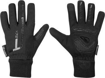 Перчатки Force Kid X72 Full Gloves Black M