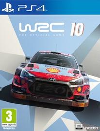 PlayStation 4 (PS4) mäng Nacon WRC 10