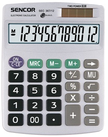 Sencor Table Calculator SEC 367/12