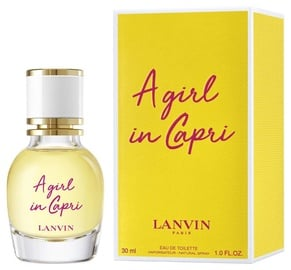 Tualettvesi Lanvin A Girl In Capri 30ml EDT