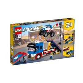 Konstruktor LEGO Creator, Liikuv trikietendus 31085