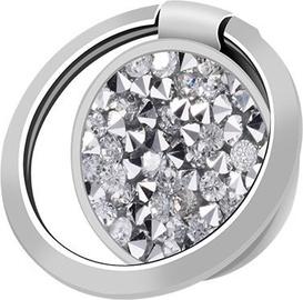 Kronšteins Devia Ring Holder Diamonds 3 Silver