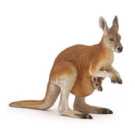 Dzīvnieku figūra Papo Kangaroo with Joey 50188