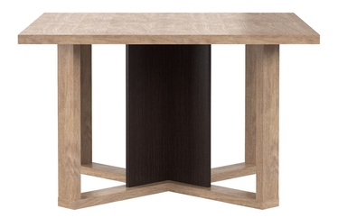 Skyland ACT 1212 Conference Table 120x120cm Devon Oak/Venge