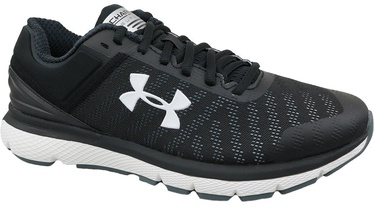 Under Armour Charged Europa 2 Mens 3021253-003 Black/White 42.5