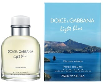 Dolce & Gabbana Light Blue Discover Vulcano 75ml EDT