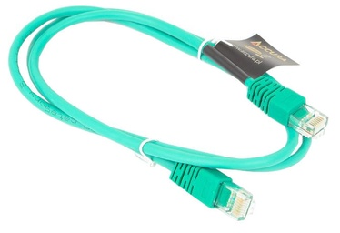Accura Cable UTP Cat 5e RJ45 / RJ45 Green 1m