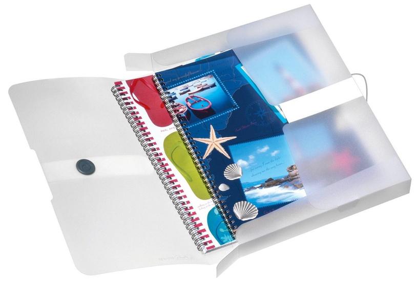 Herlitz Document Box Easy Orga A4 Transparent 11206174