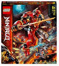 Конструктор LEGO®Ninjago Каменный робот огня 71720